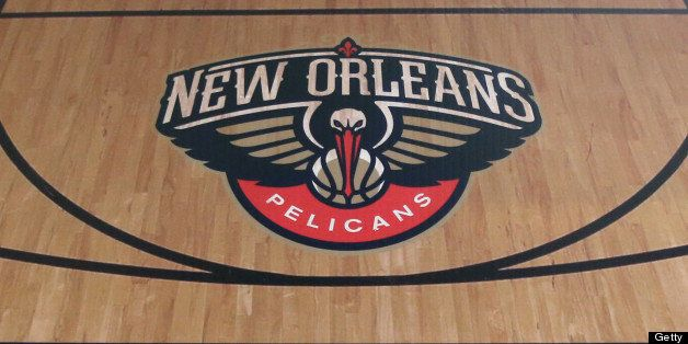 METAIRIE, LA - JUNE 27:  The New Orleans Pelicans War room during the 2013 NBA draft on June 27, 2013 at the New Orleans Peli