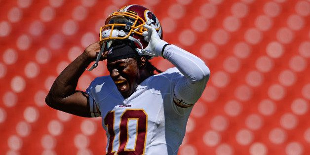 35b3d24a1 RG3  Cleared  To Play By Dr. James Andrews But Mike Shanahan Reveals   Concerns  Remain  UPDATED