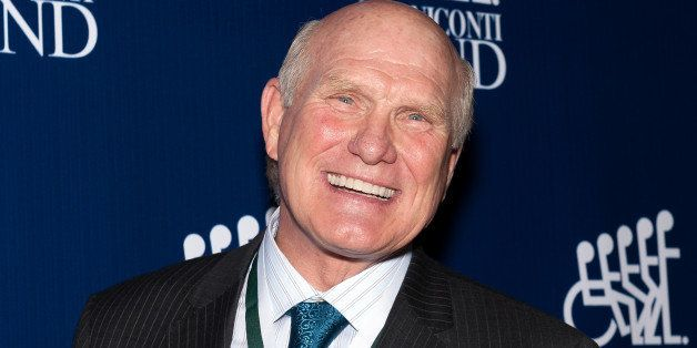 NEW YORK, NY - SEPTEMBER 30:  Terry Bradshaw attends the 28th annual Great Sports Legends Dinner to Benefit The Buoniconti Fu