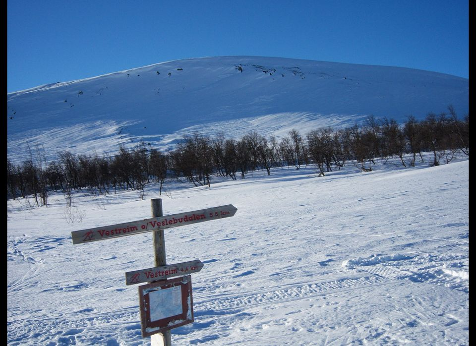 <strong>Geilo, Norway</strong>