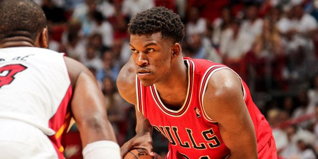 Jimmy Butler Not Surprisingly Is Poised For Success In New Starting Role The Bulls