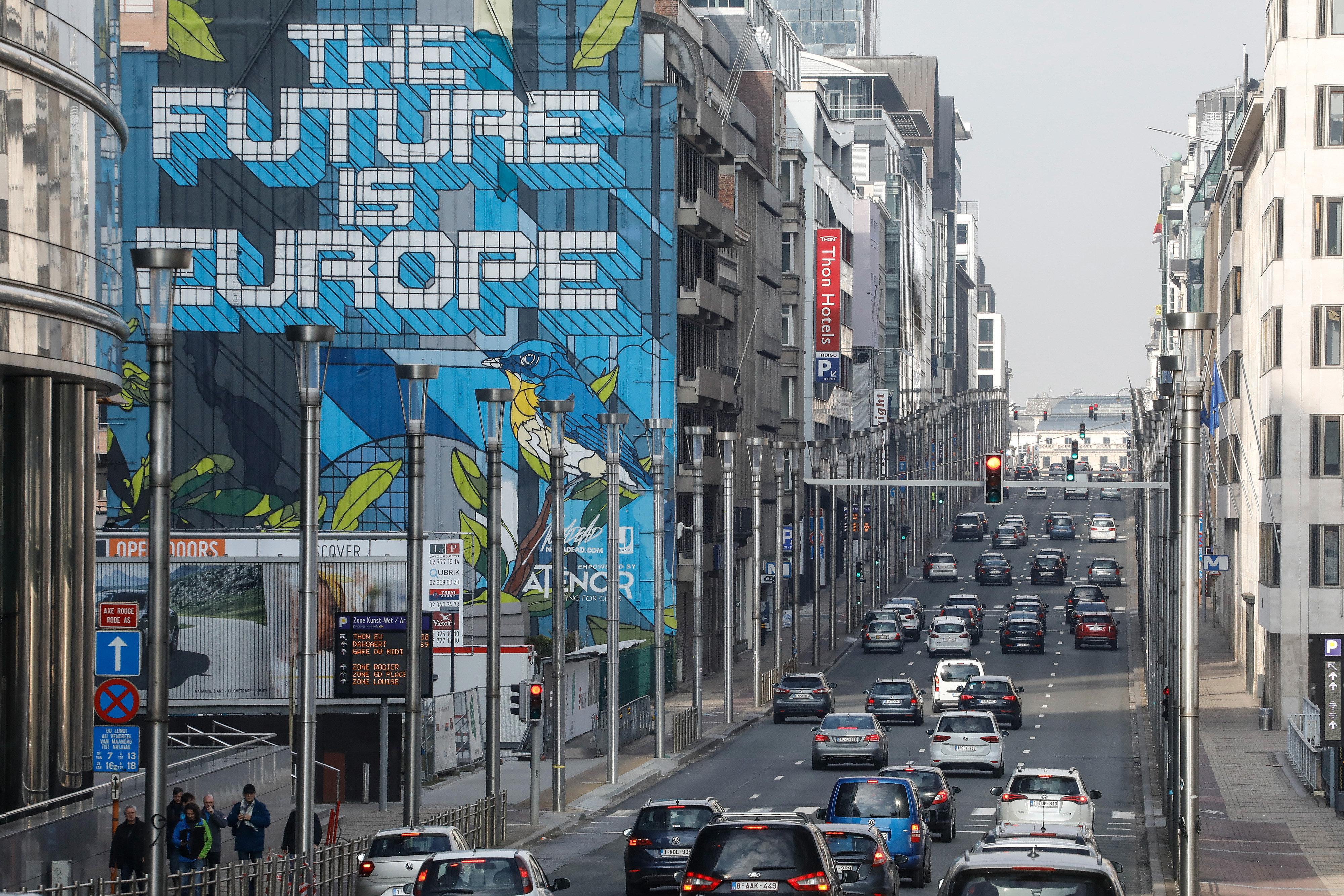 Εκκενώνεται κτίριο της Κομισιόν στις Βρυξέλλες με την οδηγία «Απομακρυνθείτε