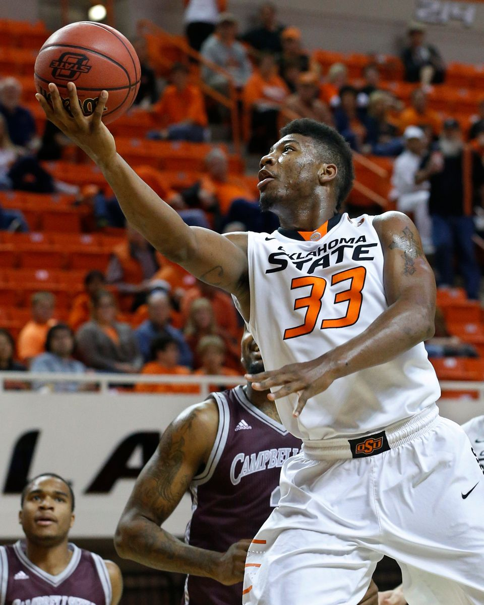 """Smart's decision to return to Stillwater came to many observers as a <a href=""""https://www.huffpost.com/entry/2013-college-bas"""