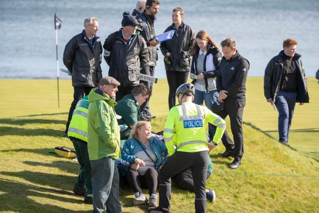 Spectator Hit By Rogue Golf Ball Days After Woman Hurt At Ryder