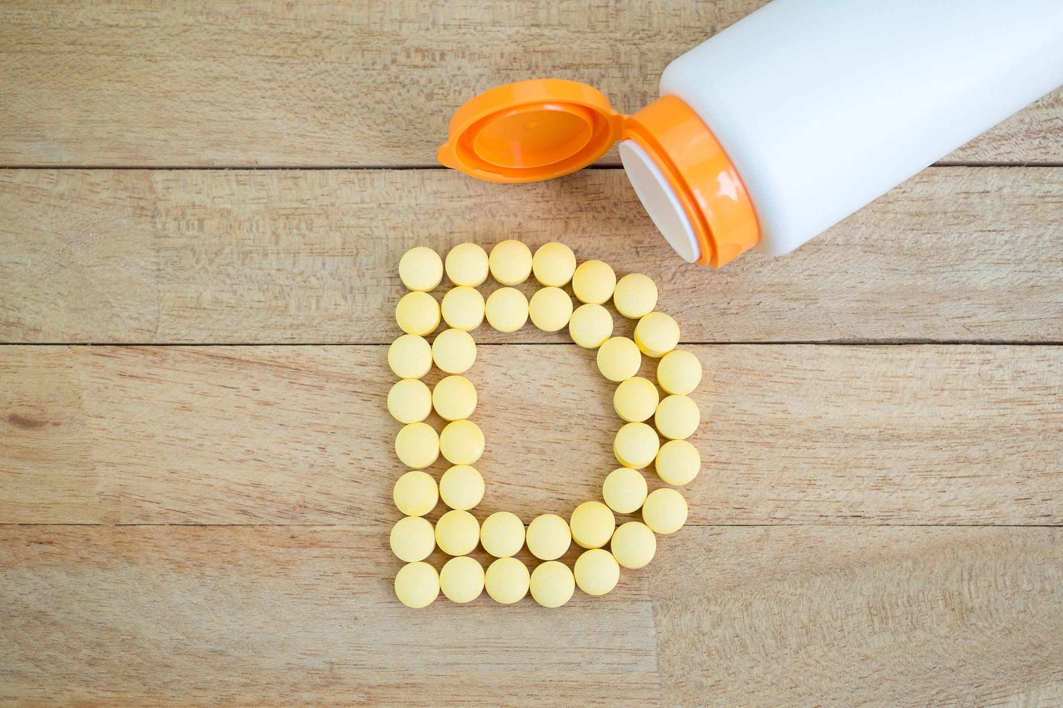 Vitamin D Supplements Don't Improve Bone Health