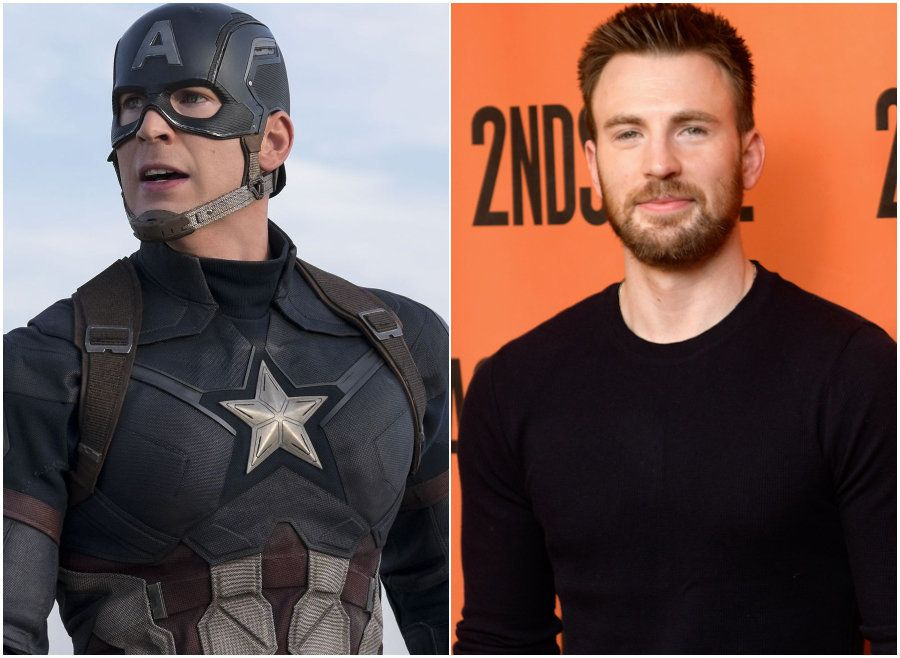 Marvel Fans In Meltdown As Chris Evans Hints He's Left Captain America