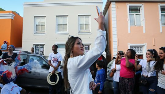 Kapstadt: Wie selfie-schießende Urlauber die Existenz der Menschen
