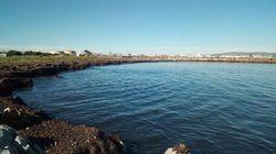 Une fuite de pétrole brut touche la plage de Zarzouna