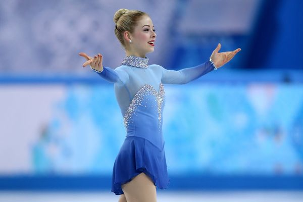 18 Of The Most Eye-Catching Costumes From The Olympic ...Gracie Gold Skating Dresses