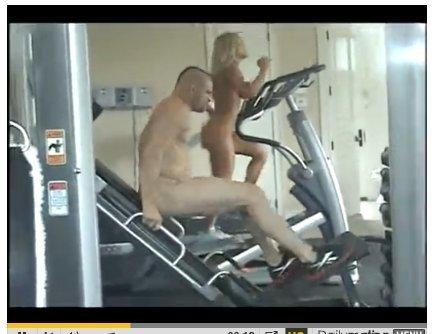 Chuck liddell naked workout vudeo