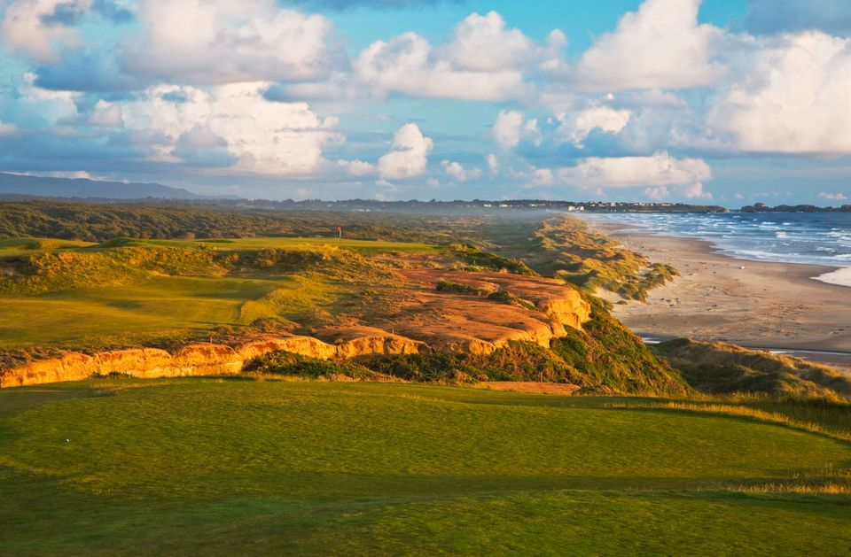 """<a href=""""http://www.bandondunesgolf.com/"""" target=""""_hplink"""">Bandon Dunes</a>, Coos County, Oregon This rugged and remote, wind"""