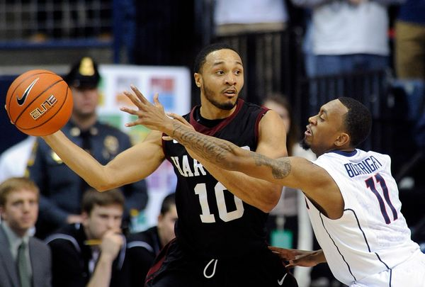 Riding an eight-game winning streak and having won 12 of its last 13 games heading into the Big Dance, No. 12 Harvard has bee