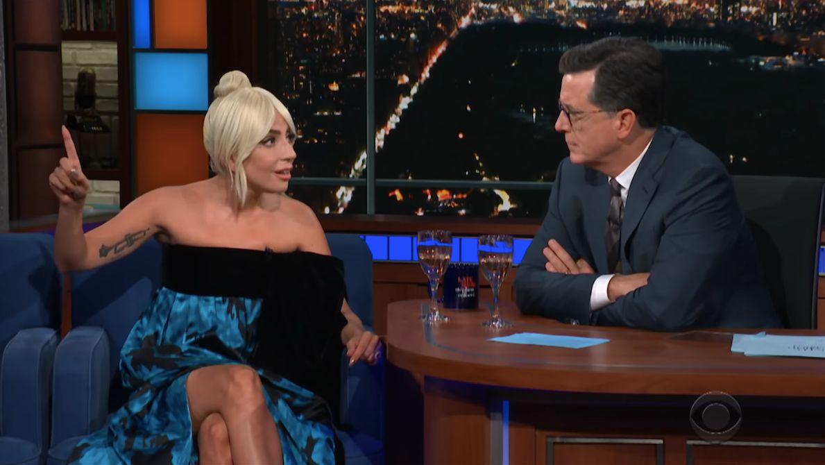 Lady Gaga Gives Searing Defense Of Ford After Trump