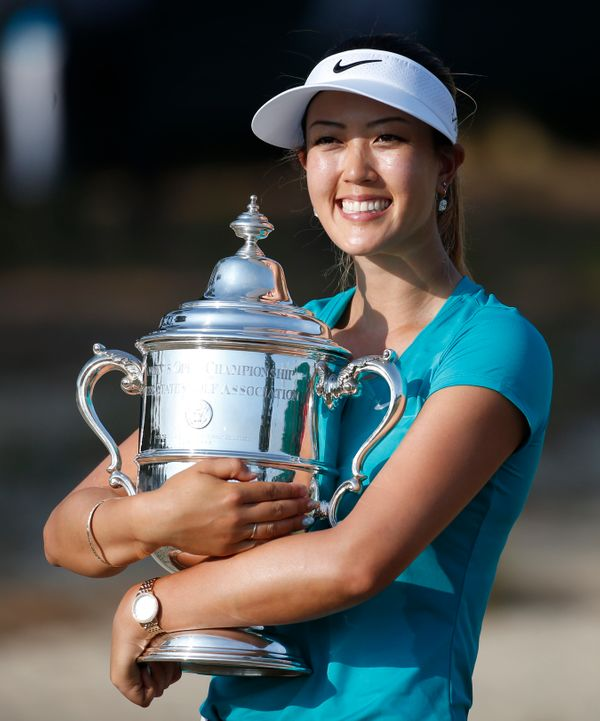 When Wie was 10 years old, she became the youngest player to qualify for a USGA amateur championship. Most recently, she won