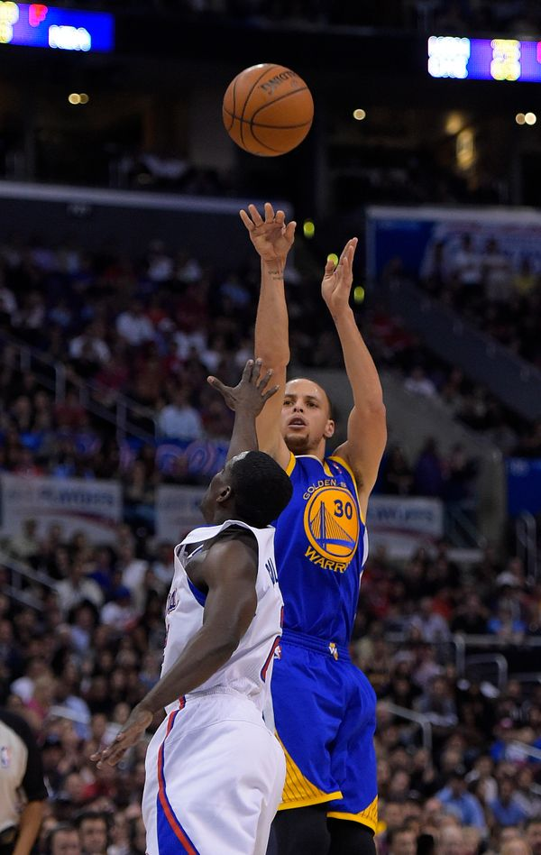 In 2013, Curry set the NBA's single-season 3-point record, and last year earned his first All-Star appearance as a starter. H