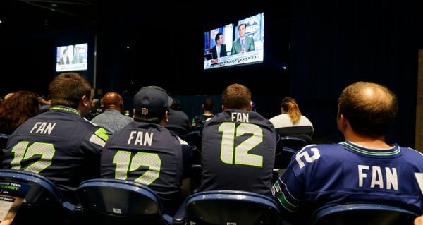 Not only does the 12th Man have its own Seattle Seahawks jersey available at the NFL pro shop, but it's also among the <a hre