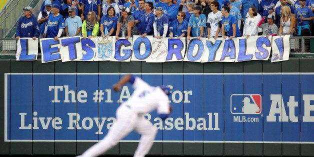 27 Reasons The Kansas City Royals Are Becoming America's New