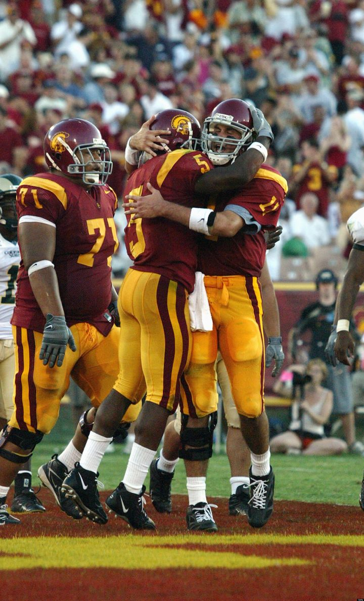 usc sanctions  football team banned from postseason