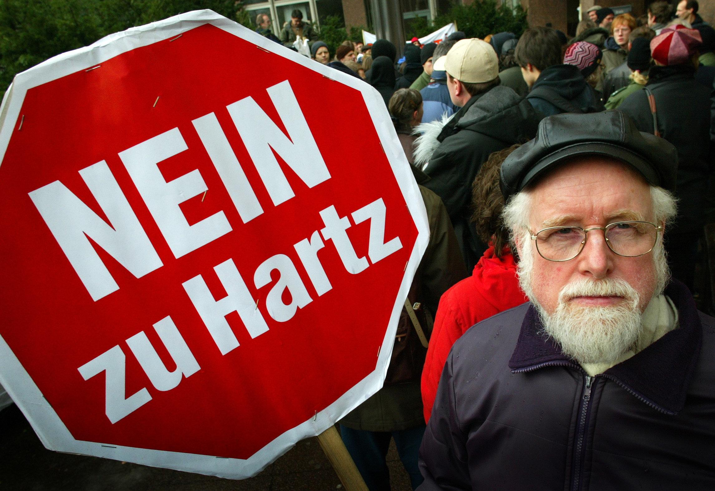 Solidarisches Grundeinkommen statt Hartz IV: Hat Berlin gerade die Sozial-Revolution