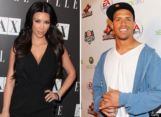 Miles austin and kim kardashian dating