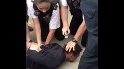 Demands For Investigation After Man Detained By Six Police Officers In London