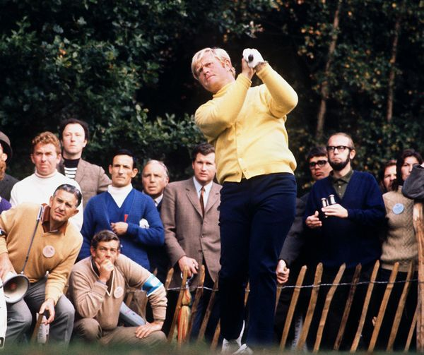 Jack Nicklaus, USA