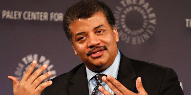 NEW YORK, NY - JUNE 04:  Astrophysicist/ author/ host Neil deGrasse Tyson attends the 'Cosmos: A Spacetime Odyssey' Screening