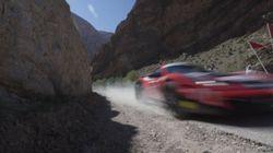 Un Italien bat un record de vitesse en Ferrari sur les routes sinueuses de la vallée du Dadès