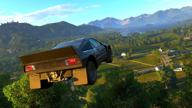 Forza Horizon 4 Review: A Racing Game For People Who Don't