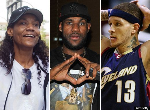 140837976bc8 Delonte West DENIES Sex With LeBron James  Mom