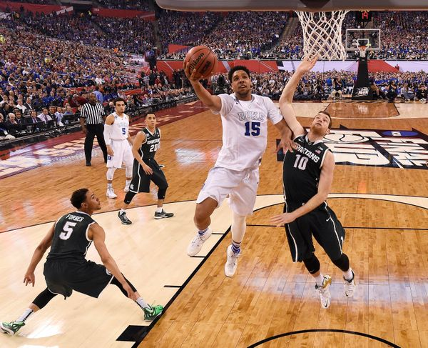 """From an offensive standpoint, <a href=""""https://www.huffpost.com/entry/jahlil-okafor_n_5120356"""" target=""""_blank"""">Okafor is a pr"""