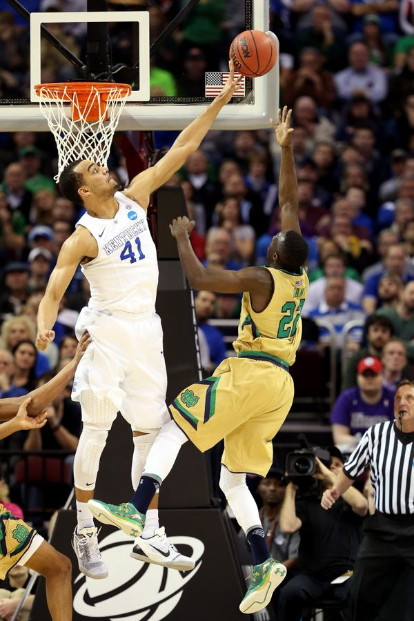 Lyles' best strength is a near-prodigious feel for the game. He is unselfish, but knows how to score. He can block shots, but