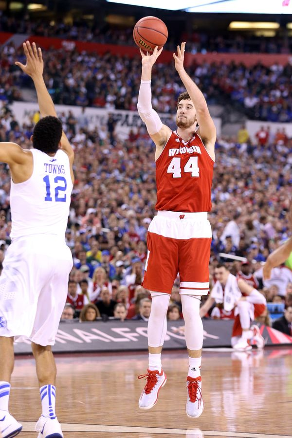 Kaminsky, the Wooden Award winner, is the rare 7-footer who can shoot it from deep, put the ball on the floor <em>and</em> de
