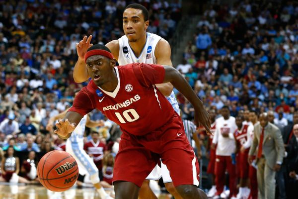 Portis can score in the block and he can pick-and-pop, a nice plus for a 6-foot-11 big in the middle of the first round. The