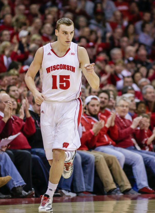 Dekker showed all facets of his game during the NCAA Tournament, and that included a disappearing act in the national title a