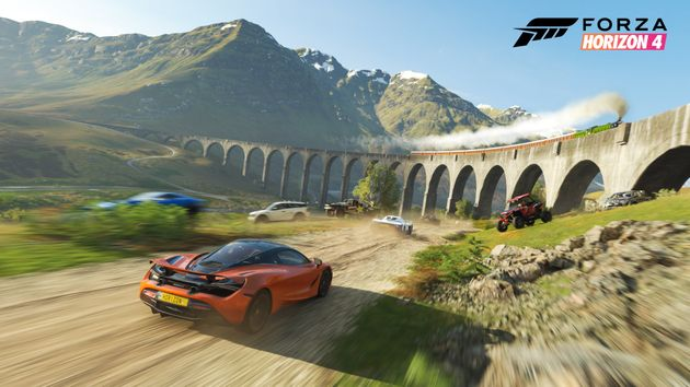 Forza Horizon 4 Review: A Racing Game For People Who Don't Like Racing Games - HuffPost