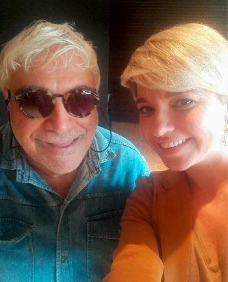 Δημήτρης Πιατάς και Νάντια Κοντογεώργη στη HuffPost Greece