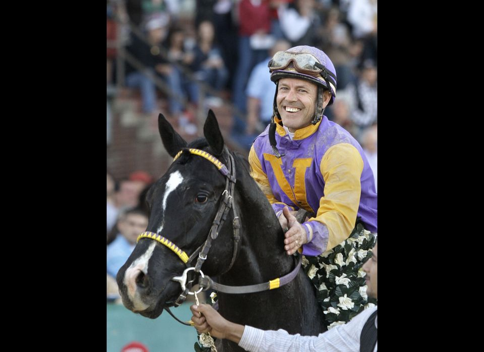 Archarcharch will try to repeat the success of winning the $1 million Arkansas Derby  at Oaklawn Park in Hot Springs, Ark. O
