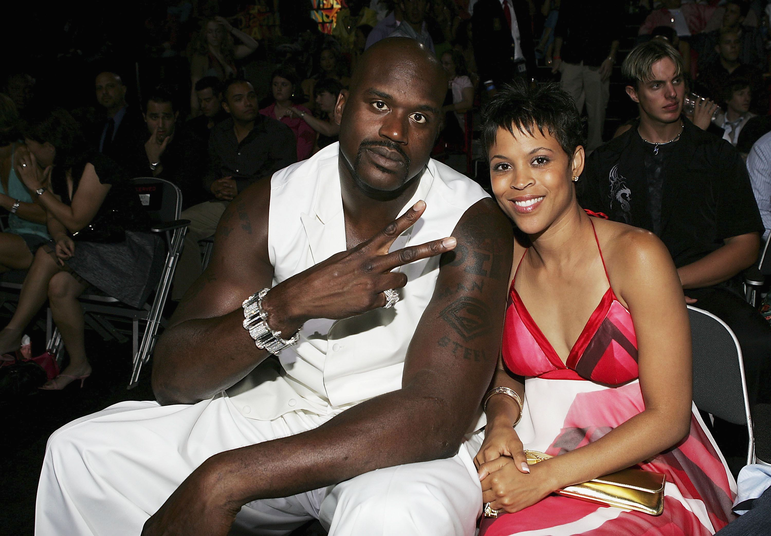 Shaquille o neal sex tape
