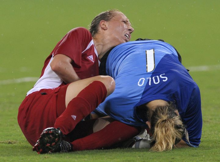 Study Shows Women Half As Likely To Fake Soccer Injuries As