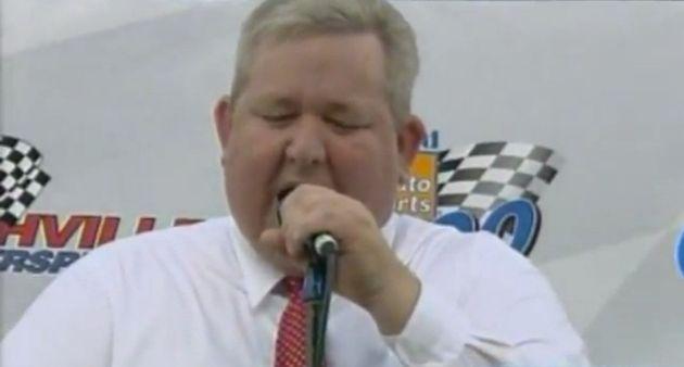 Pastor Joe Nelms Quotes \'Talladega Nights\' At NASCAR Race ...