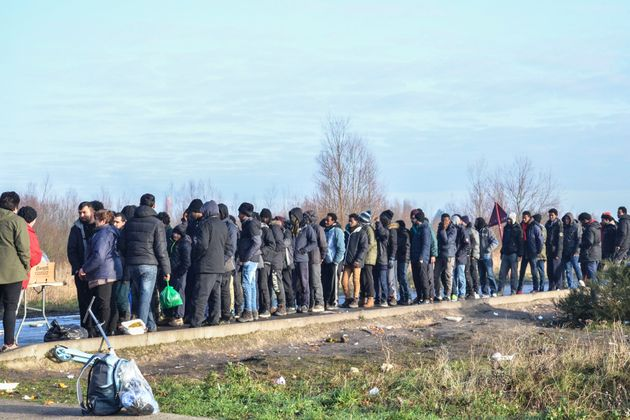 Are We In Danger Of Sleepwalking Into >> We Could Be Sleepwalking Into Another Calais Crisis Huffpost Uk
