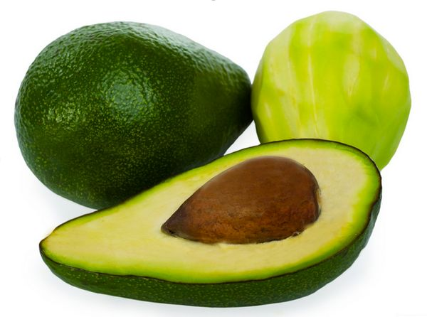Creamy, succulent avocados not only contain the best kind of fat (monounsaturated oleic acid) but also help your body block t