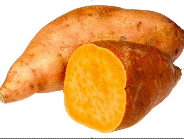 Whether orange or white, sweet potatoes contain phytonutrients that promote heart and eye health and boost immunity. They're