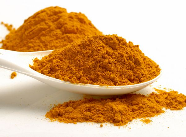 Turmeric, used in holistic medicine as a digestive aid and wound healer, can also serve as an anti-inflammatory, so reach for