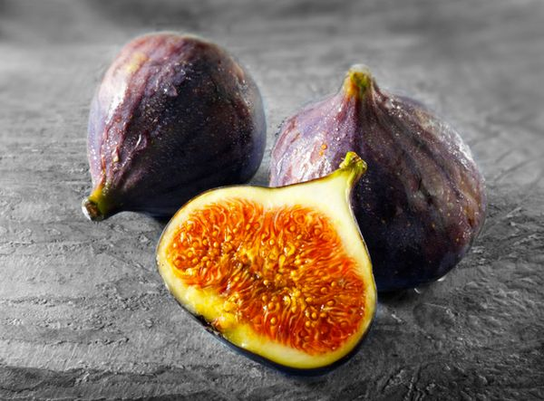 Used for millennia is ancient Mediterranean and Middle Eastern cultures, figs are an excellent source of dietary fiber (almos
