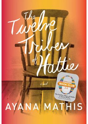 "Mathis' debut novel <em><a href=""http://www.amazon.com/Twelve-Tribes-Hattie-Oprahs-Book/dp/0385350287?tag=thehuffingtop-20"">T"