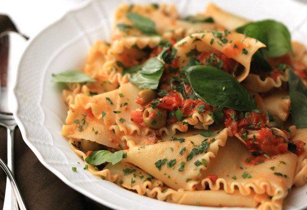 """<a href=""""http://www.mariobatali.com/"""">Mario Batali</a>'s no-layering, no-stress dish treats <a href=""""http://www.cooksillustra"""
