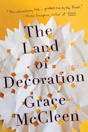 "The 10-year-old narrator of <a href=""http://www.oprah.com/blogs/Book-of-the-Week-The-Land-of-Decoration""><i>The Land of Decor"