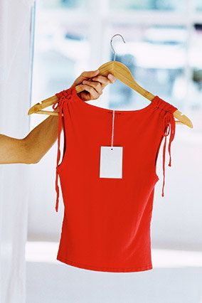 That silk blouse or pair of wool trousers may be a great bargain -- right now. But clothes made of delicate, shrinkable and o